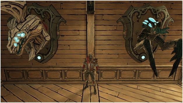 BL3 Hammerlock's Occult Hunt