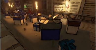 Gaige's Gifts Crew Challenge BL3