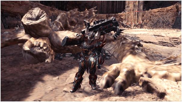 MHW Heavy Bowgun