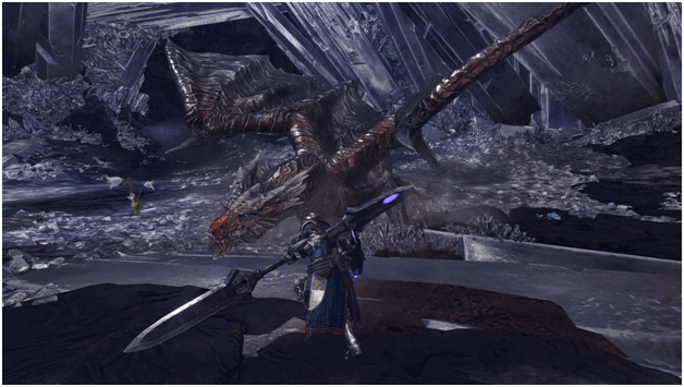 Kushala Daora, Dragon of Steel mhw mission