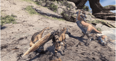 Butting Heads with Nature mhw optional quest