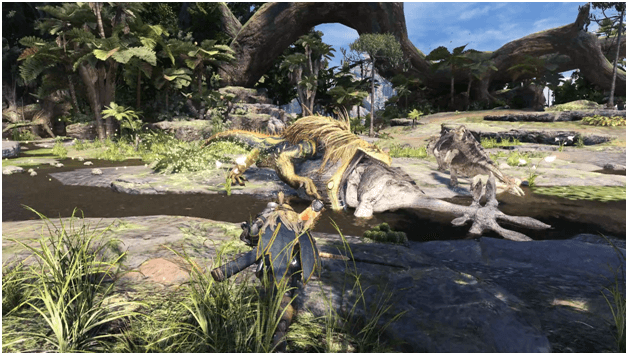 The Great Glutton mhw optional quest