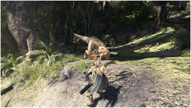 Camp Crasher mhw optional quest