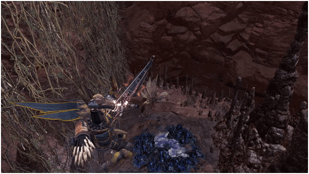 Exterminator of the waste mhw optional quest