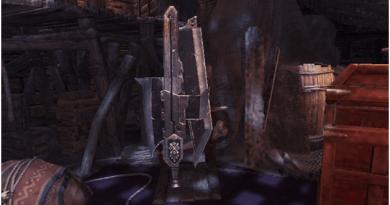 Proto Iron Axe mhw weapon