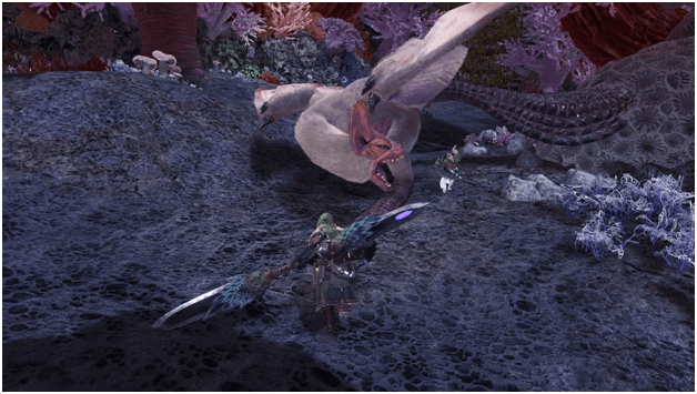 Sorry You're Not Invited mhw optional quest