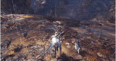 Persistent Pests mhw optional quest