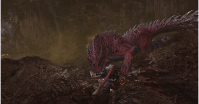 Scratching the Itch mhw optional quest