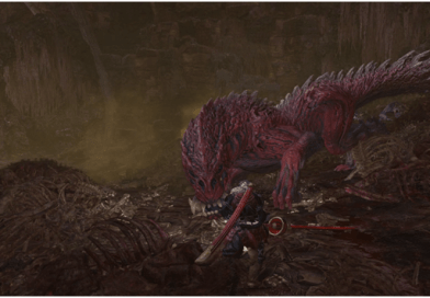 Scratching the Itch (Optional Quest) in MHW