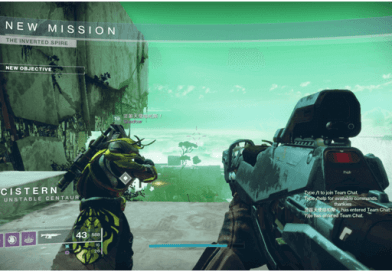 Destiny 2 The Inverted Spire