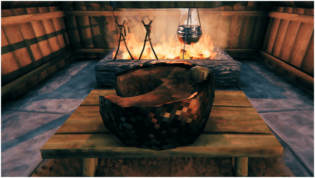 valheim cooked serpent meat