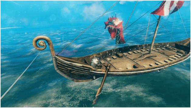 Valheim Sea Serpent Hunting