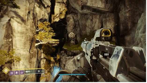 Destiny 2 Chamber of Starlight Lost Sector Location (Inkasi Disciple of Quria Location)