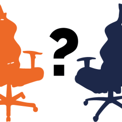 How Are Chairs Made Wheelchair Illustration Pu Leather Or Fabric Gaming Chair The Answer Here