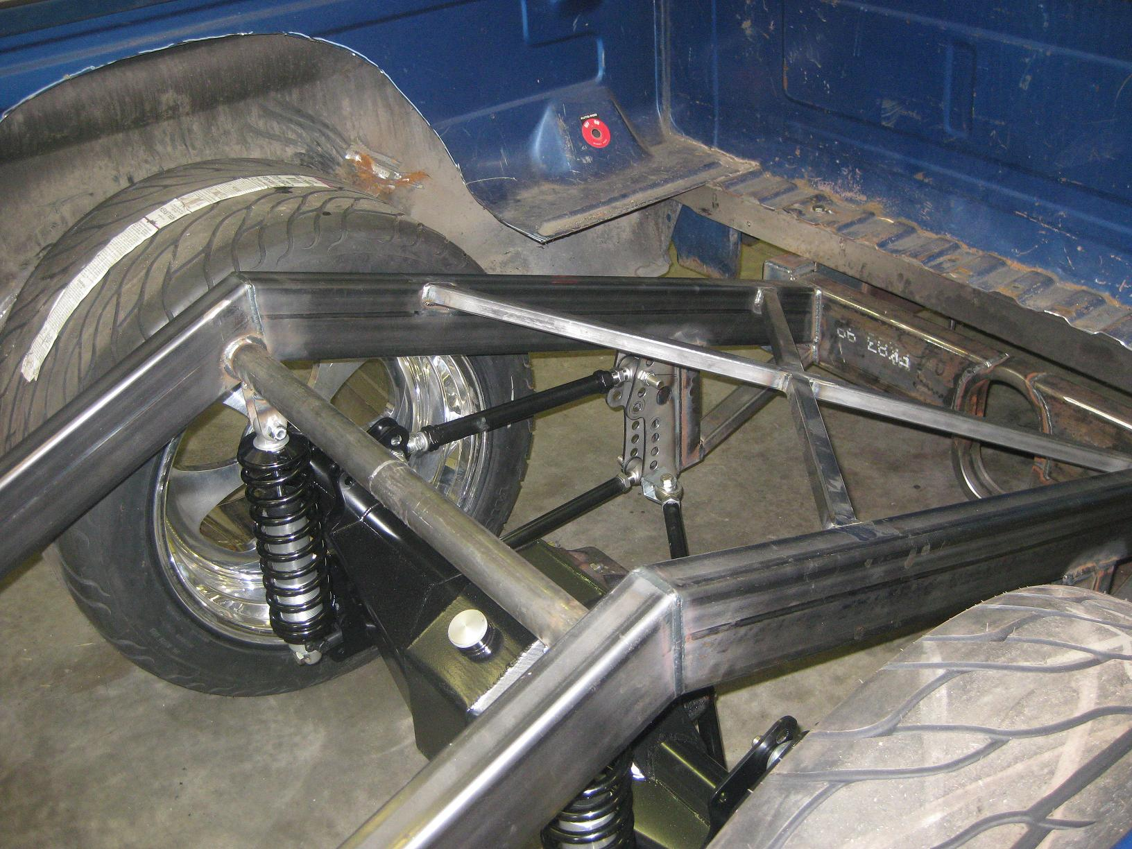 1955 Ford F100 Steering Box