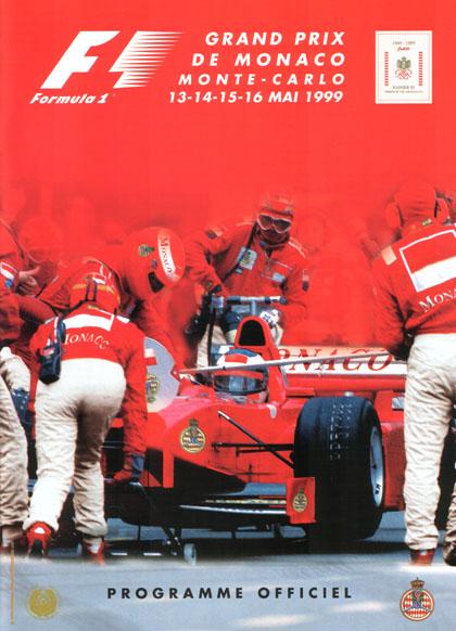 1999 Formula 1 World Championship Programmes The Motor