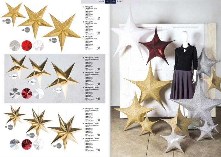 Pro-G Créa - Décoration étoile de Noël