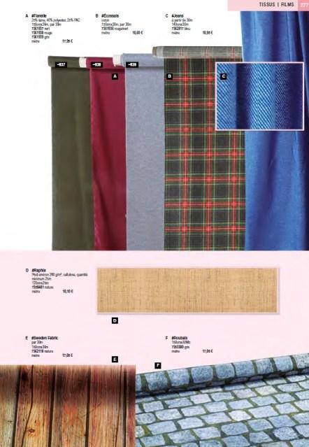 Décoration Tissus / Films