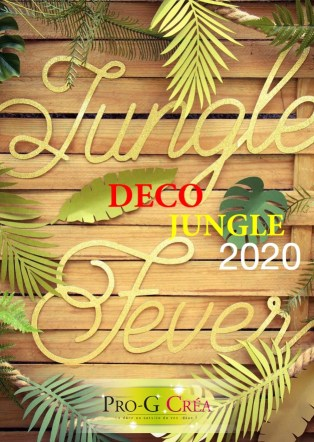 Décoration Jungle