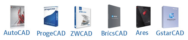 CAD program logoer