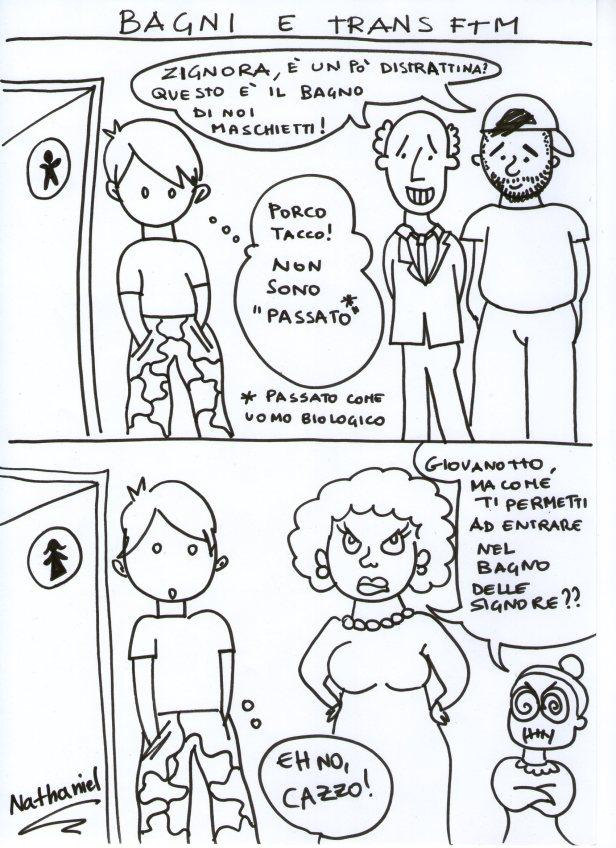 trans e bagni