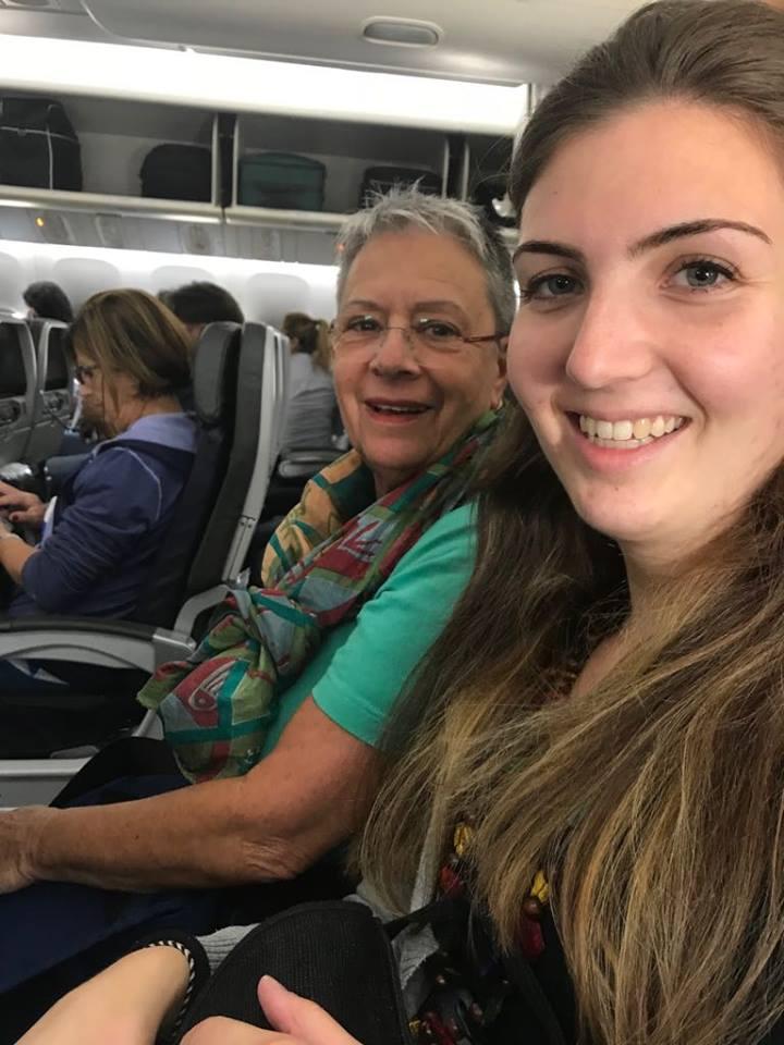 in viaggio verso Haiti