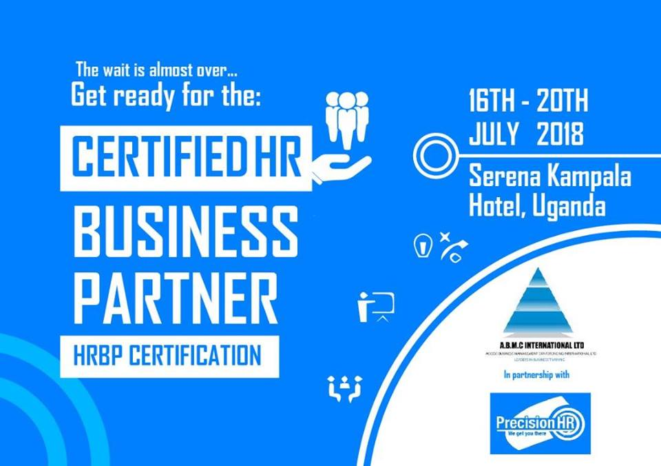 Certified Hr Business Partner Hrbp Certification Proggie