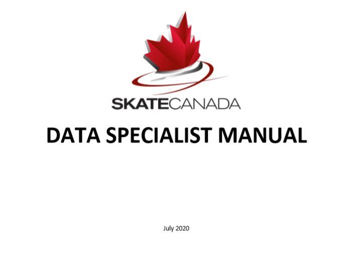 Data Specialist Manual (English)