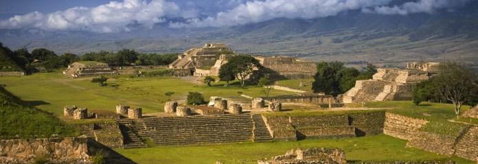 Sitio Arqueológico de Monte Albán
