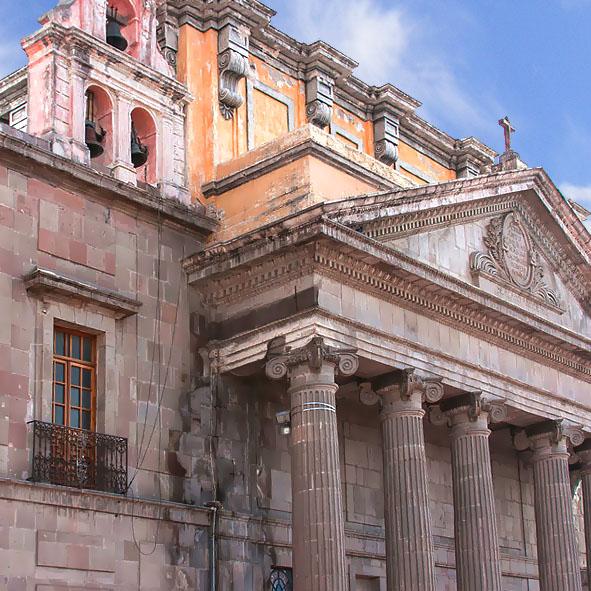 Arquitectura Colonial en Querétaro