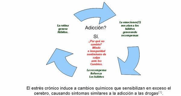 circulo_adicción al estrés