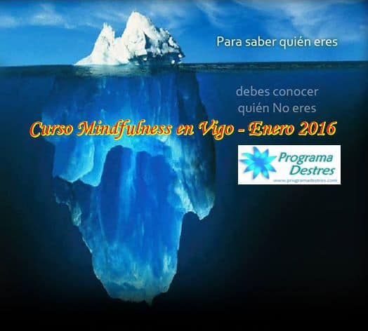 Curso Mindfulness en Enero 2016 Vigo-