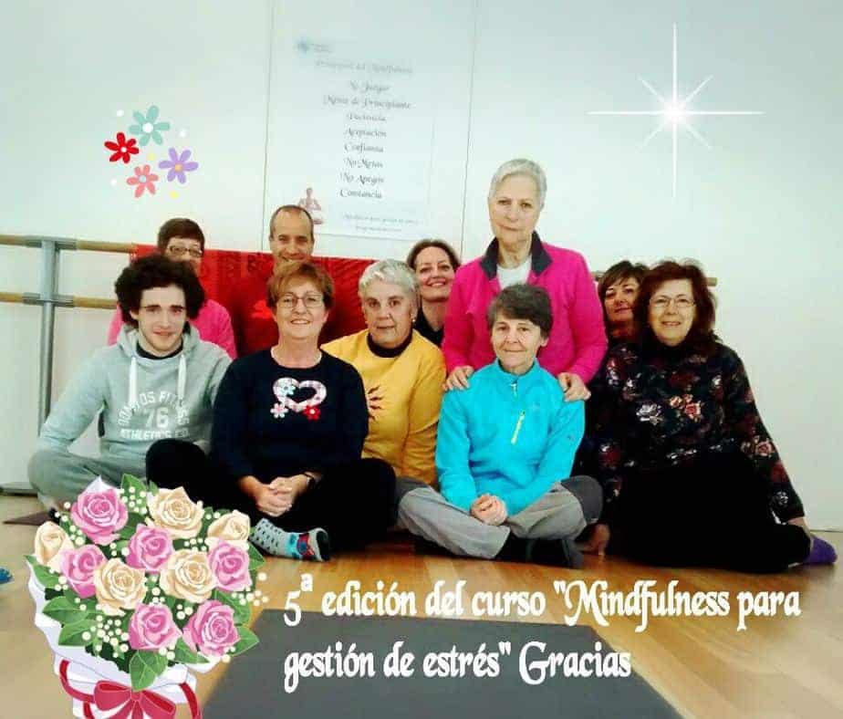Grupo Mindfulness Enero 2016