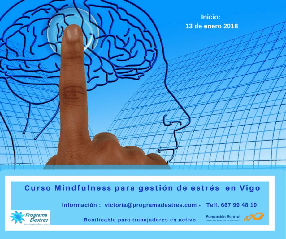 Curso Mindfulness para gestión de estrés  - Enero 18