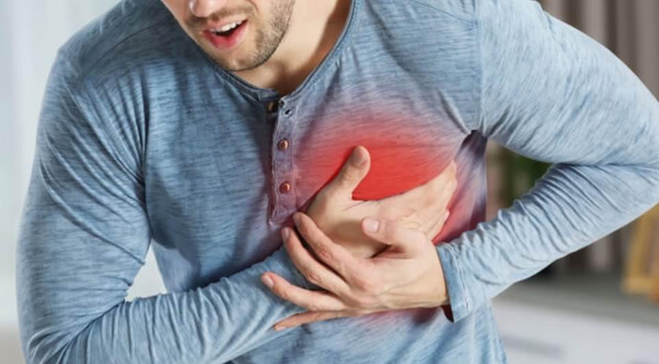 consequências da diabetes infarto