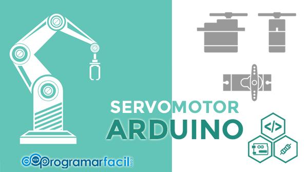 Servomotor con Arduino