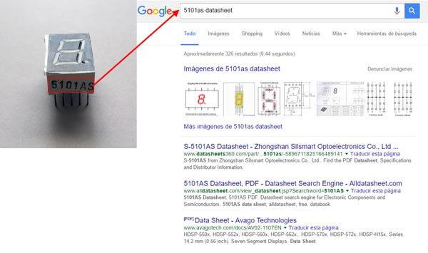 Google display 7 segmentos