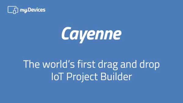 cayenne mydevices logo