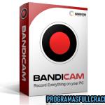Bandicam v5.1.1.1837 Multilenguaje (Incl. Español), Grabación para captura de pantalla, juegos y cámaras web.