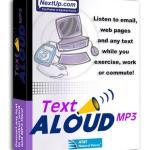 TextAloud v4.0.60 + Voces Loquendo Español, Deja que tu Ordenador Lea por Tí