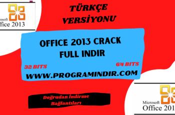 Office 2013 Crack Full Indir