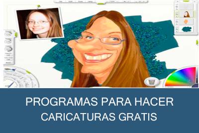Programas para hacer Caricaturas Gratis