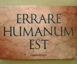 Palavras Latinas Utilizadas em Pesquisa