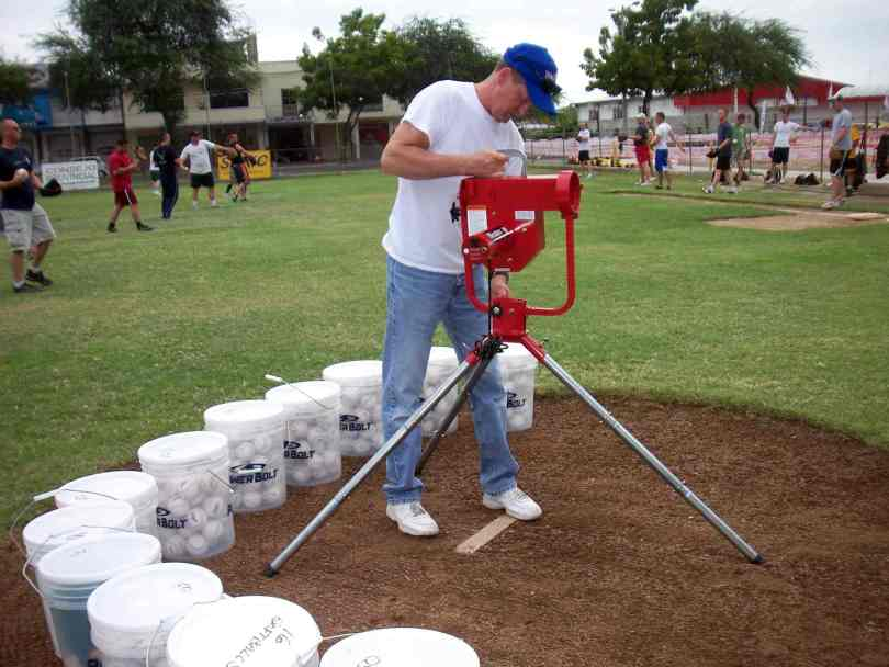 The Advantages of Pitching Machine Complete Overview and Guide