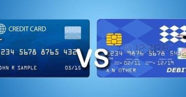 How is payment with a credit card different from debit card: 5 Key differences.