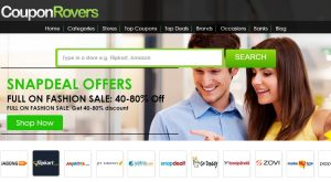 CouponRovers : Best hosting coupons and domain coupons provider