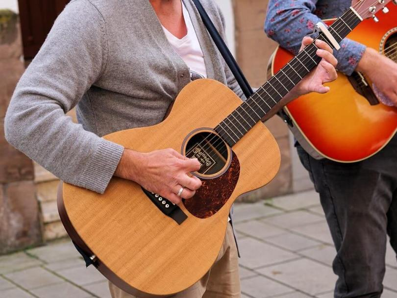 The 5 Minute Guitar Workout