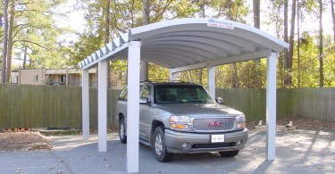 Building A Stylish Shelter For Your Car