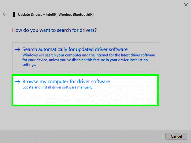 Method 2: Manually Update Using Device Manager: