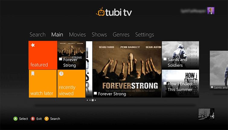 #7. Tubi TV